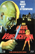 7, Hyden Park: la casa maledetta - German Blu-Ray cover (xs thumbnail)