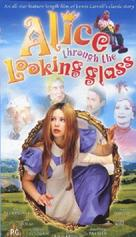 Alice Through the Looking Glass - British VHS movie cover (xs thumbnail)
