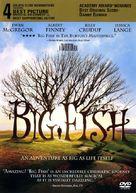 Big Fish - DVD movie cover (xs thumbnail)