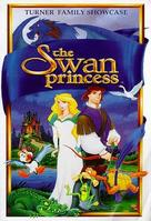 The Swan Princess - Movie Cover (xs thumbnail)