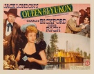Queen of the Yukon - Movie Poster (xs thumbnail)
