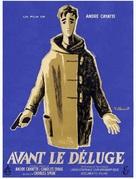 Avant le déluge - French Movie Poster (xs thumbnail)
