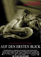 At First Sight - German Movie Poster (xs thumbnail)