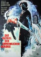 The Phantom of the Opera - German Movie Poster (xs thumbnail)