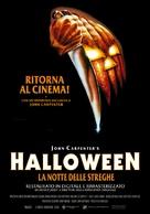 Halloween - Italian Movie Poster (xs thumbnail)
