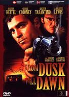 From Dusk Till Dawn - Swedish DVD movie cover (xs thumbnail)