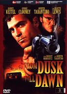 From Dusk Till Dawn - Swedish DVD movie cover (xs thumbnail)