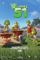 Planet 51 - Canadian Movie Poster (xs thumbnail)