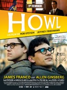 Howl - French Movie Poster (xs thumbnail)