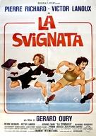 La carapate - Italian Movie Poster (xs thumbnail)