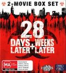 28 Days Later... - Australian Blu-Ray movie cover (xs thumbnail)