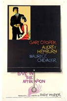 Love in the Afternoon - Movie Poster (xs thumbnail)