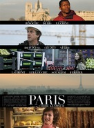 Paris - British Movie Poster (xs thumbnail)