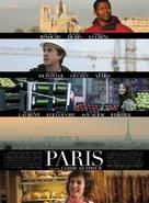 Paris - British Movie Poster (xs thumbnail)