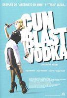 Gunblast Vodka - Spanish Movie Cover (xs thumbnail)