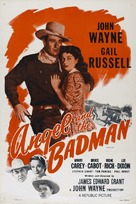 Angel and the Badman - Re-release movie poster (xs thumbnail)