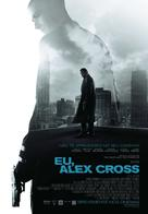 Alex Cross - Portuguese Movie Poster (xs thumbnail)