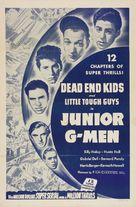Junior G-Men - Re-release poster (xs thumbnail)