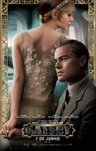 The Great Gatsby - Brazilian Movie Poster (xs thumbnail)