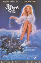 The Butcher's Wife - Video release poster (xs thumbnail)