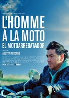 El Motoarrebatador - French Movie Poster (xs thumbnail)