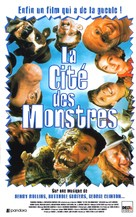 Freaked - French VHS cover (xs thumbnail)