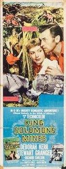 King Solomon's Mines - Movie Poster (xs thumbnail)