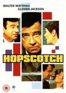 Hopscotch - British DVD movie cover (xs thumbnail)