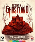 Ghostland - British Blu-Ray movie cover (xs thumbnail)