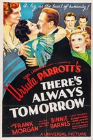 There's Always Tomorrow - Movie Poster (xs thumbnail)