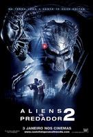 AVPR: Aliens vs Predator - Requiem - Portuguese Movie Poster (xs thumbnail)