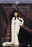 Sunset Blvd. - DVD movie cover (xs thumbnail)