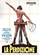 Mahler - Italian Movie Poster (xs thumbnail)