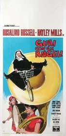 The Trouble with Angels - Italian Movie Poster (xs thumbnail)