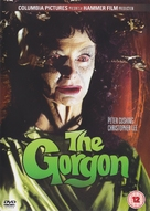 The Gorgon - British DVD movie cover (xs thumbnail)