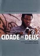 Cidade de Deus - Brazilian DVD cover (xs thumbnail)
