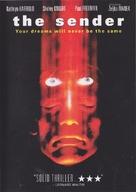 The Sender - DVD cover (xs thumbnail)