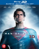 Man of Steel - Dutch Blu-Ray cover (xs thumbnail)