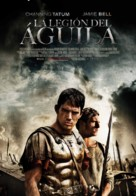 The Eagle - Spanish Movie Poster (xs thumbnail)