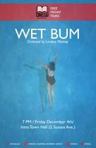 Wet Bum - Canadian Movie Poster (xs thumbnail)