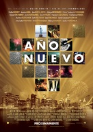 New Year's Eve - Mexican Movie Poster (xs thumbnail)