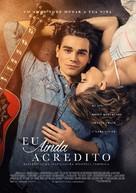 I Still Believe - Portuguese Movie Poster (xs thumbnail)