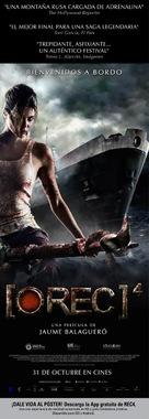 Rec 4 Apocalipsis Spanish Movie Poster Xs Thumbnail
