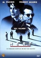 Heat - Swedish DVD cover (xs thumbnail)