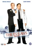 The In-Laws - South Korean DVD movie cover (xs thumbnail)