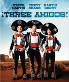 ¡Three Amigos! - Blu-Ray movie cover (xs thumbnail)