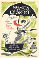 Invasion Quartet - Australian Movie Poster (xs thumbnail)