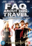Frequently Asked Questions About Time Travel - British Movie Cover (xs thumbnail)