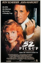52 Pick-Up - Video release movie poster (xs thumbnail)