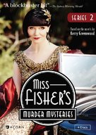 Miss Fisher's Murder Mysteries - DVD movie cover (xs thumbnail)